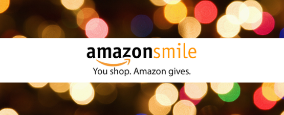 Amazon Smile Financial Giving Percentage Large Banner