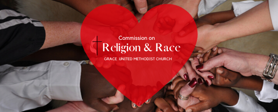 Commission on Religion and Race to easy racial divides in the church large banner