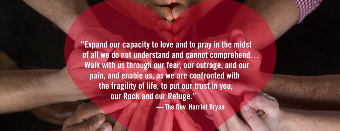 harriet bryan quote on race and religion
