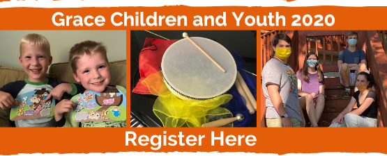 Children and Youth Registration for On-going Programs Large Banner