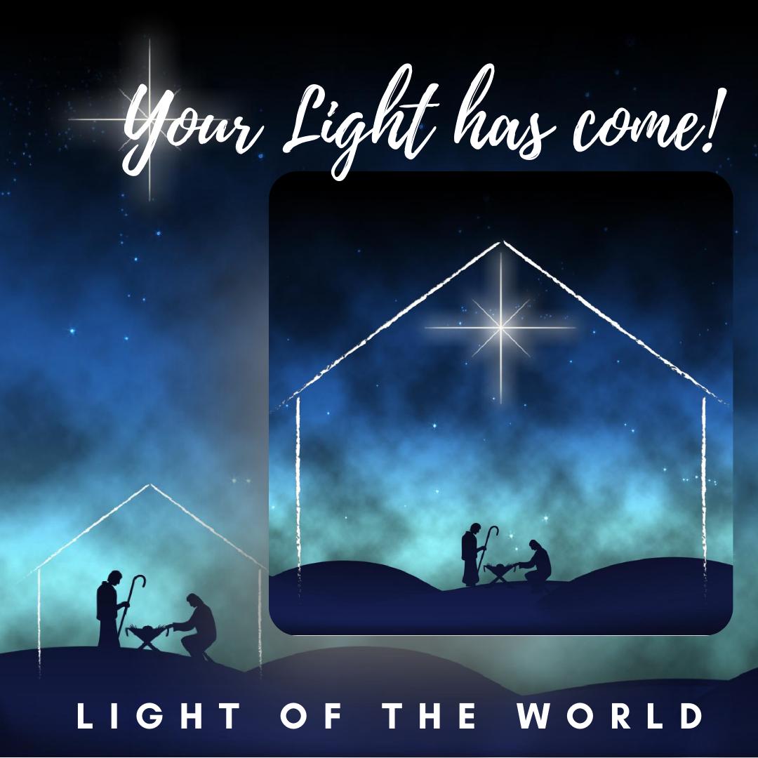 Scene Seven: Jesus is the Light