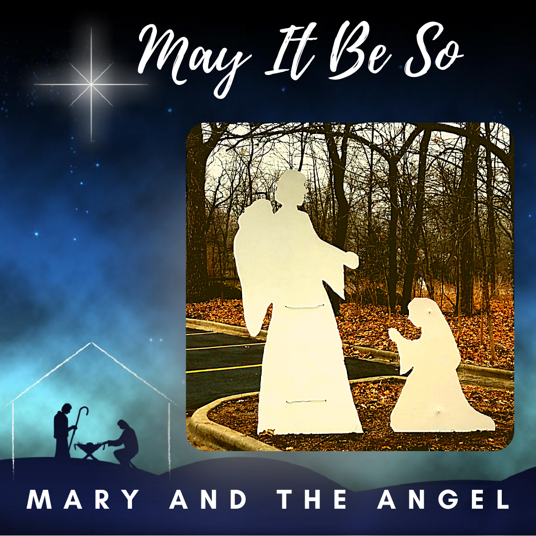 Scene One: Mary and Gabriel