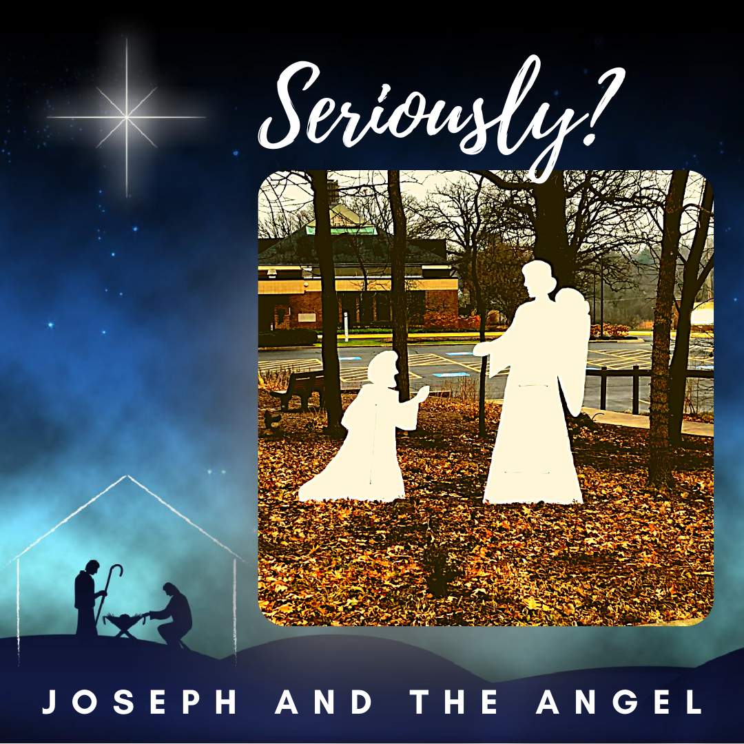 Scene Two: Joseph and the Angel