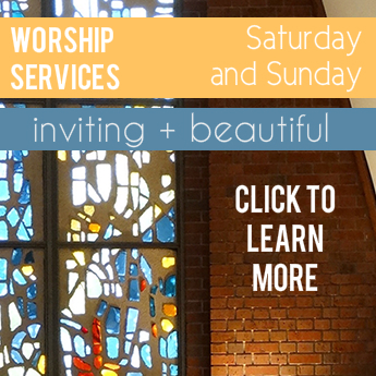 Grace United Methodist Worship Services Banner