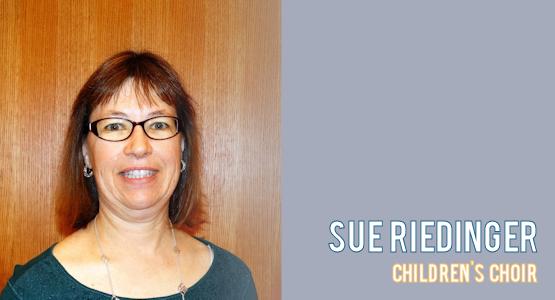 Sue Riedinger